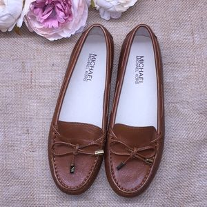 Michael Kors Brown Loafers 5.5M